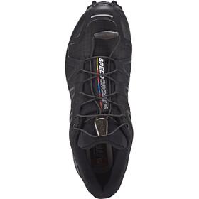 Salomon Speedcross 4 Zapatillas Mujer, black/black/black metallic